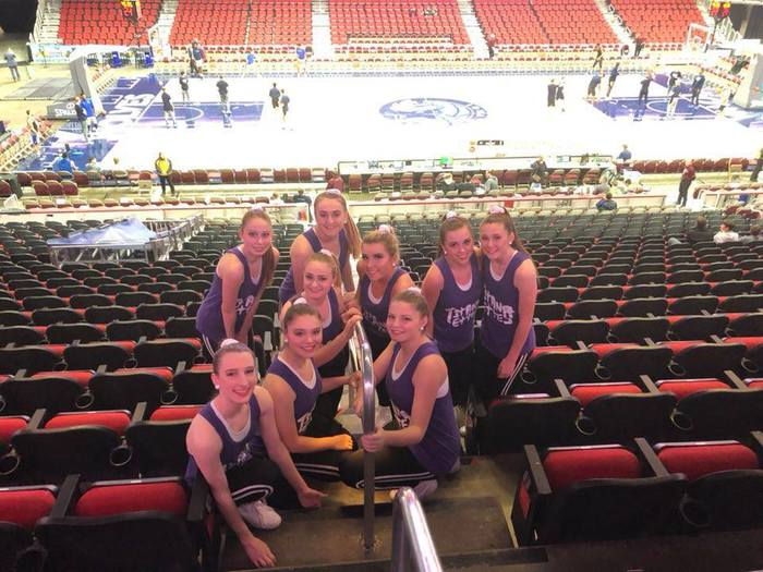 Titanettes Iowa Wolves