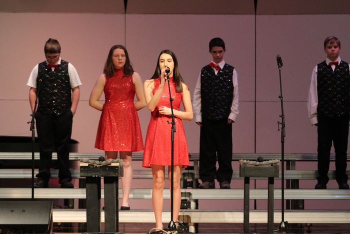 ILCC MS Show Choir