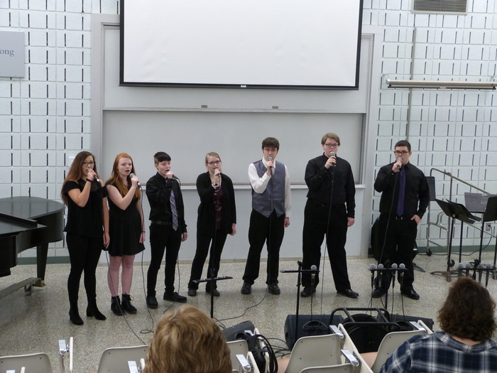 HS Jazz Choir
