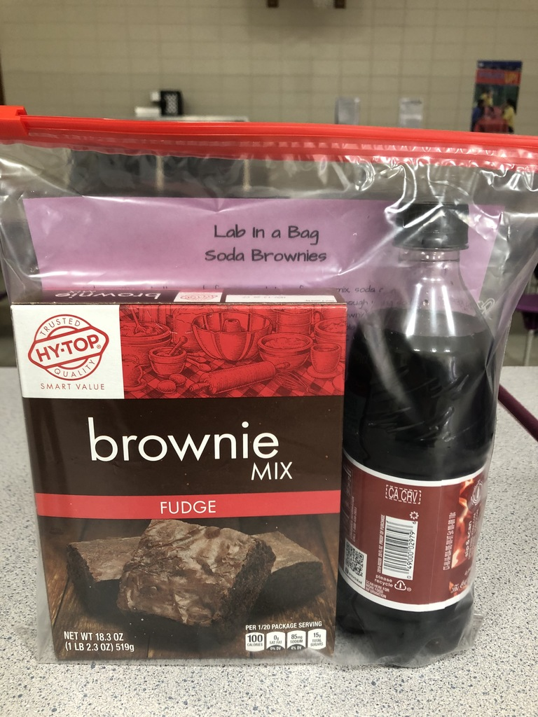 Soda Brownie Kit